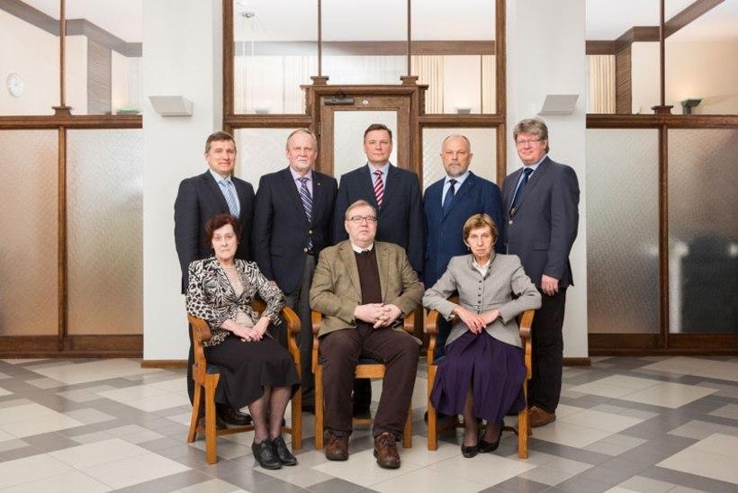 Riigikogu lükkas Laari pakutud Eesti Panga nõukogu kandidaadid tagasi
