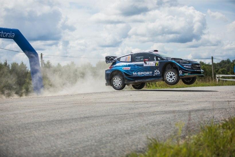 """Rally Estonial vigastada saanud tippsõitja naaseb viimaks rooli: """"Tahan võita!"""""""