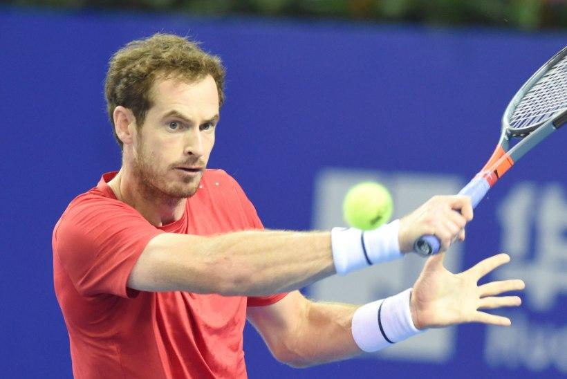 Karjääri lõpetamist kaalunud Andy Murray sai pika pausi järel esimese võidu