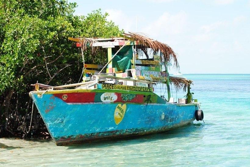 Raha on üle? Rendi privaatsaar Belize'i rannikul!