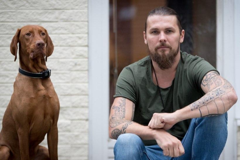 """Jesper Parve arust sarnanevad mehed koertega: """"Mõlemad tahavad tegeleda oma asjadega!"""""""