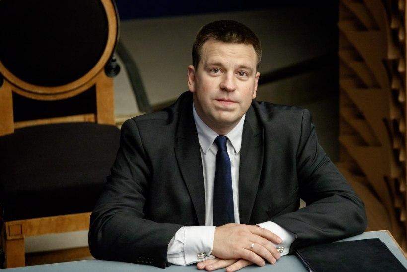 Jüri Ratas vältis Sinise Äratuse relvakoolituse osas seisukohta võtmast