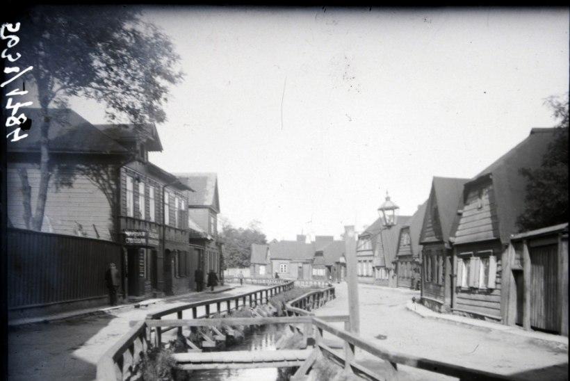 Ülemiste vanakese suur sõjaretk Tallinna peale