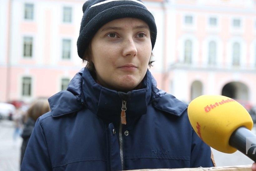 ÕL VIDEO | Kliimastreikide algataja: kurb, et Eesti on sabassörkijate seas
