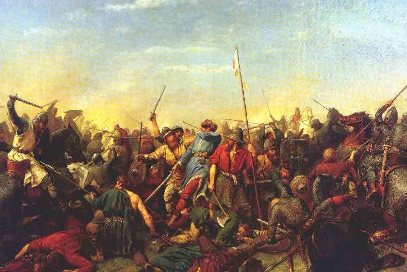 MINEVIKUHETK | 25. september: Inglise armee lõi Stamford Bridge'i lahingus viikingiväge