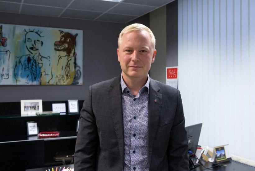 Kalle Pallingu asemel asub riigikogu liikmeks Mart Võrklaev