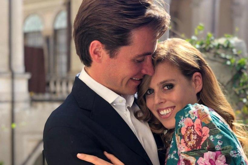FOTOD   Rõõmusõnum Briti kuningakojast: printsess Beatrice on kihlunud!