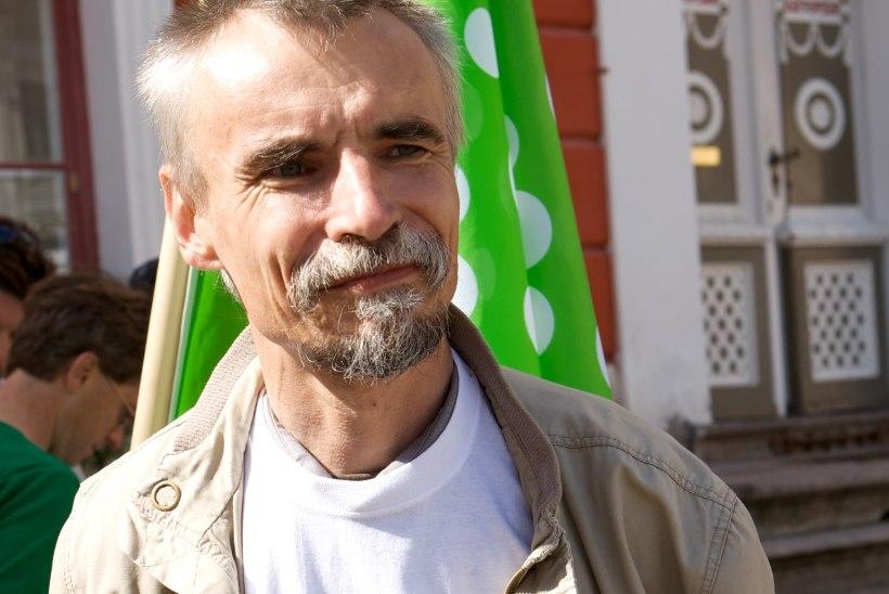 Tõnis Erilaiu lehesaba   Kuidas erakonnamaastikule astus Eesti Rojalistlik Partei