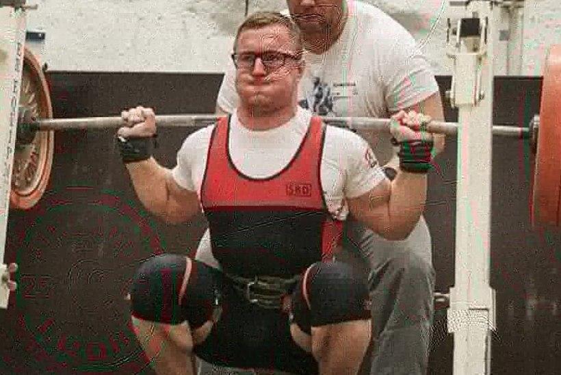 Miks on maailma tugevaimal mehel Aimar Kuusnõmmel raske pükse leida?