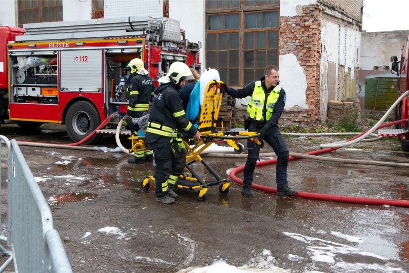 GALERII ja VIDEO | VÕIMED PROOVILE: kuidas päästa ränga rongiõnnetuse ohvreid