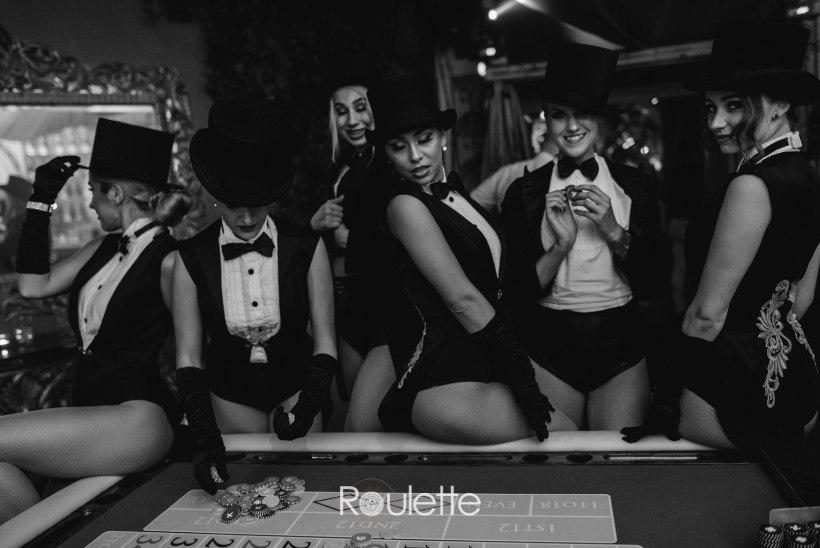 PEOGALERII | Adrenaliinisõltlased möllasid Roulette pöörasel peoõhtul