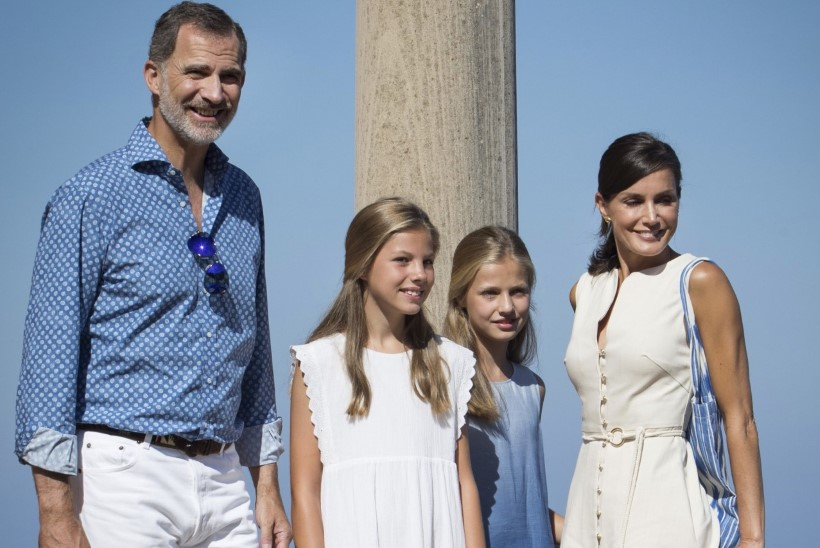 Hispaania kuninganna Letizia lahutuspabereid hoitakse terasest seifis