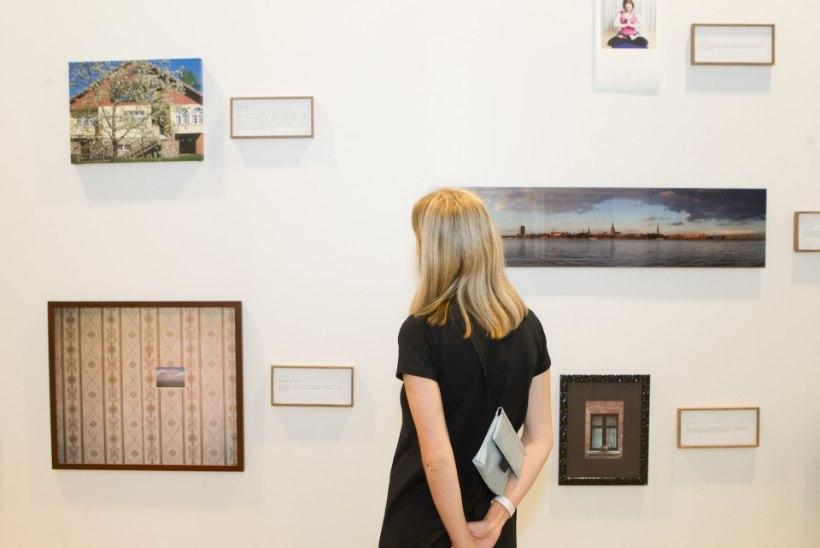 GALERII | Vaata, mida põnevat näeb kunstimessil Foto Tallinn