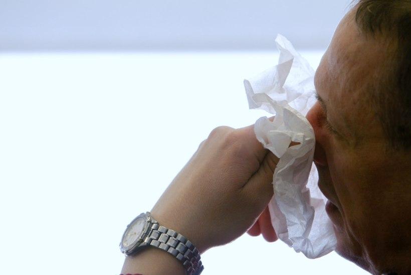 Veerand haigestunutest läheb sellest hoolimata kooli või tööle