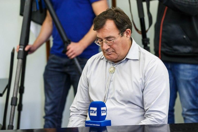 SEPTEMBER PILDIS   Erik Orgu vohmis kringlit, lahutavatest Repinskitest said taas pinginaabrid