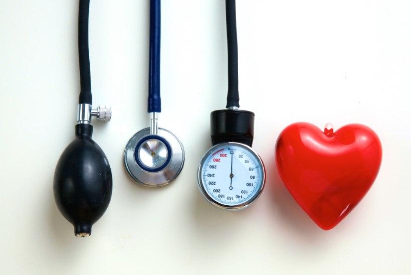 Puust ja punaseks! Miks ikkagi tuleb vererõhku kontrolli all hoida?