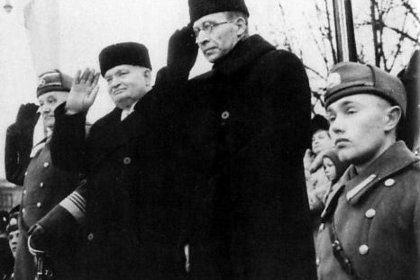 MINEVIKUHETK | 28. september: Eesti ja NSV Liidu vahel sõlmiti baaside leping