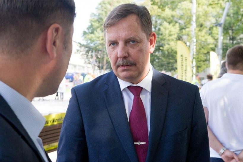 Taavi Aas: Tallinn ei ole nii vaene, et peaks TTV kinni panema