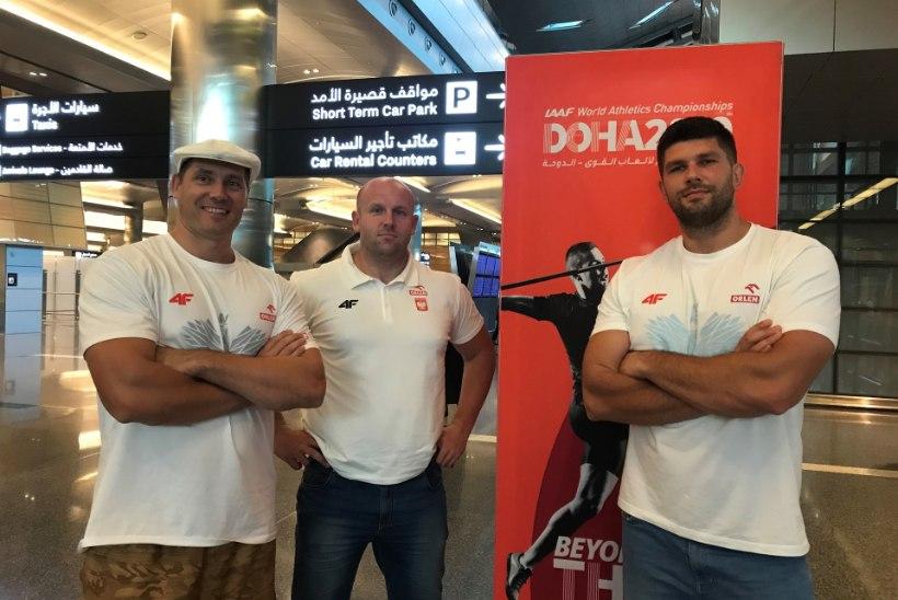 ÕL DOHAS | Eestlased, kes aitavad välismaalastel Doha MMil särada
