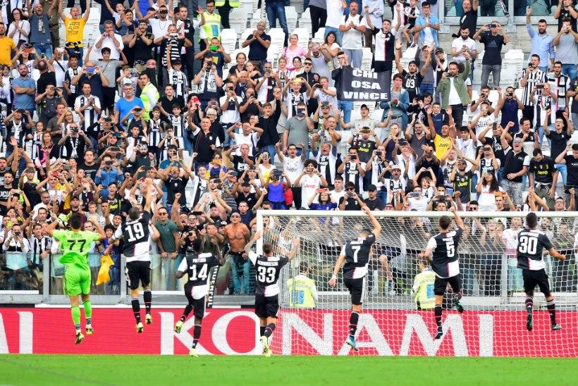 VÄGEV! 18aastane eestlane kuulus Juventuse vastu Itaalia kõrgliigaklubi koosseisu