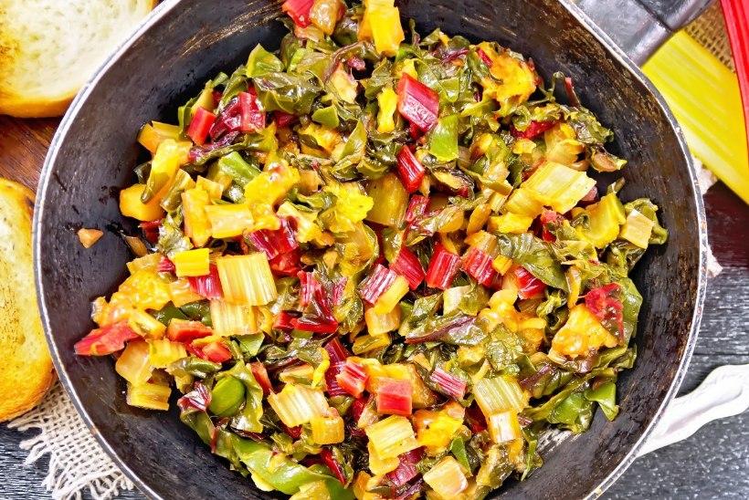 EVELIN ILVESE KOKAKOOL: taimne panniroog, kui lõunapausiks napib aega