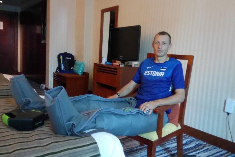 EKSKLUSIIVINTERVJUU! Roman Fosti stardib MMil katsejänesena: pean enne jooksu ühe tableti alla neelama