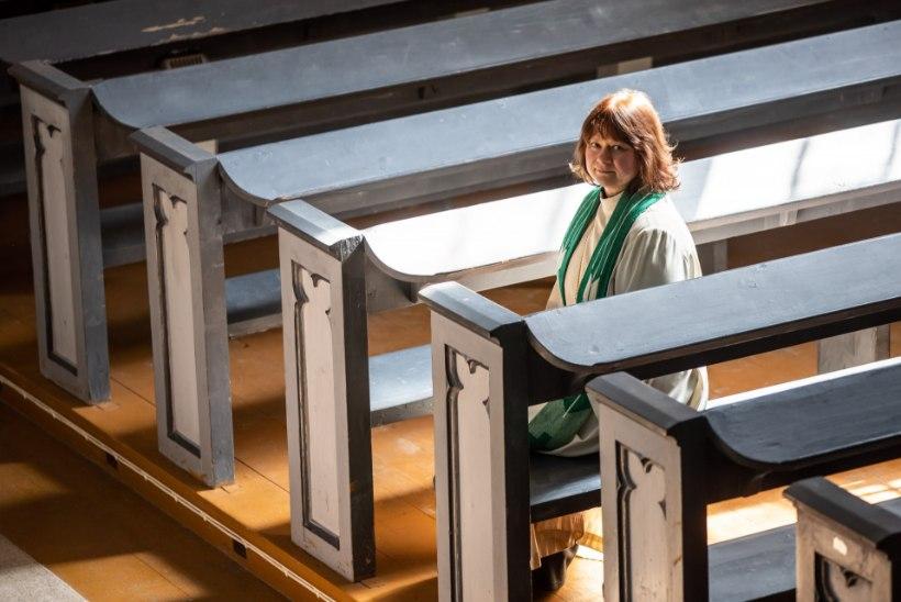 """Eesti esimene naispraost: """"Olen laulatatud oma kogudusega."""""""
