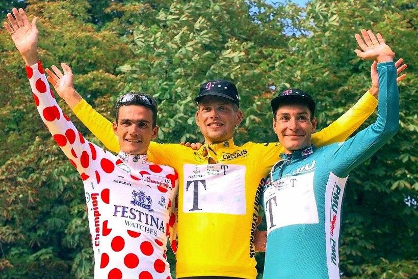 Kriminaal: narkouimas Tour de France'i võitja ründas prostituuti ja sai karistada
