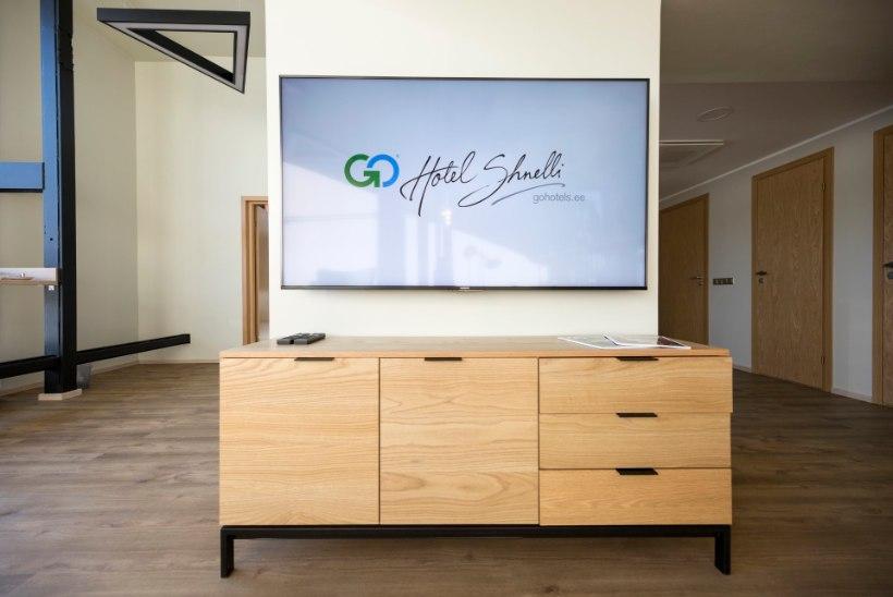 Balti Jaama seminariruum inspireerib hubase sisustuse ja miljonivaatega