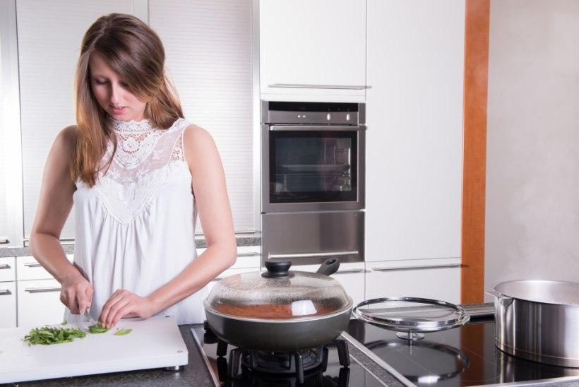 TUDENGIKÖÖGI ABC: milliseid nõusid läheb vaja noore inimese esimeses köögis