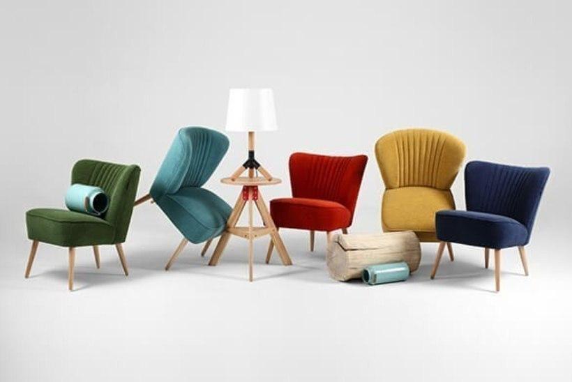 KAS TEADSID? Värviline mööbel tõstab tuju!