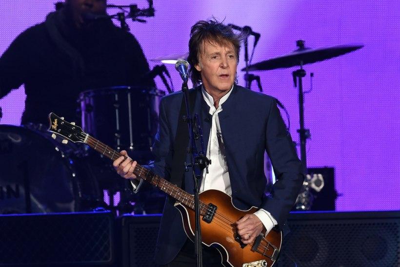 Paul McCartney lapselast rööviti noa ähvardusel