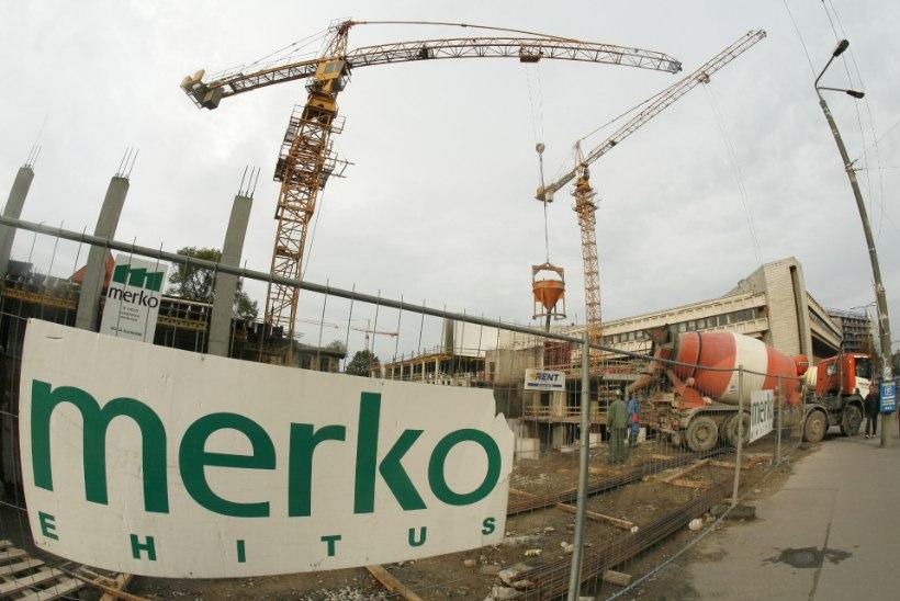Merko Ehitus: Postimehe artiklis väidetud läbiotsimist Lätis pole toimunud!