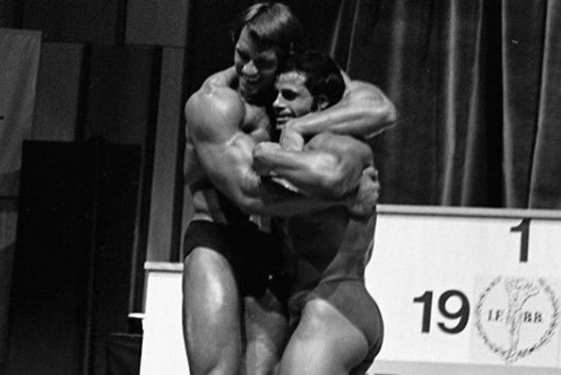 Arnold Schwarzenegger leinab parimat sõpra
