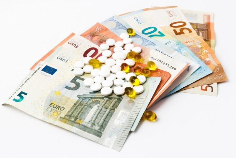 TEGELEME IKKA TAGAJÄRGEDEGA: tervishoiukulud aina suurenevad, kuid panustamine ennetusse ei kasva