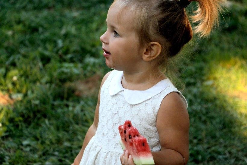 5 nippi, kuidas harjutada laps tervislikult toituma
