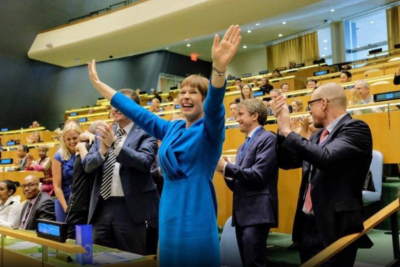 Rumeenlastel on ÜRO julgeolekunõukogu koha Eestile kaotamise kohta oma teooria