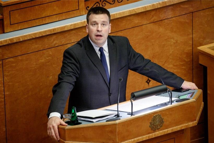"""""""Esimese stuudio"""" hooaja avasaate külaline on peaminister Jüri Ratas"""
