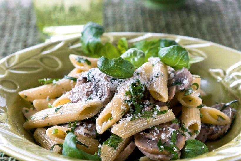 10 SÜGISEST SEENEROOGA: hõrgutavad ja lihtsad retseptid igale maitsele