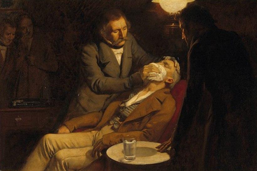 MINEVIKUHETK   30. september: hambaravis kasutati esimest korda narkoosi