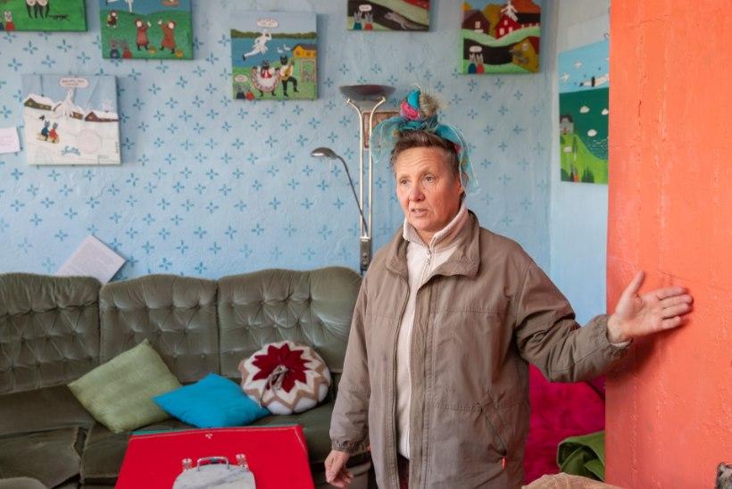 """Kunstnik Ave Nahkur kolis Eestisse tagasi: """"Mul hakkas Hispaanias igav!"""""""