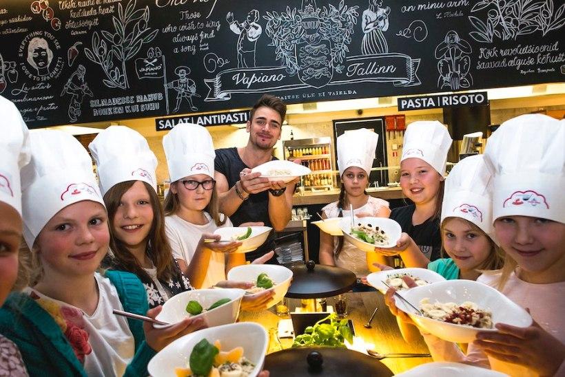 OKTOOBER ON PUDRUKUU: kuidas panna lapsi rohkem putru sööma