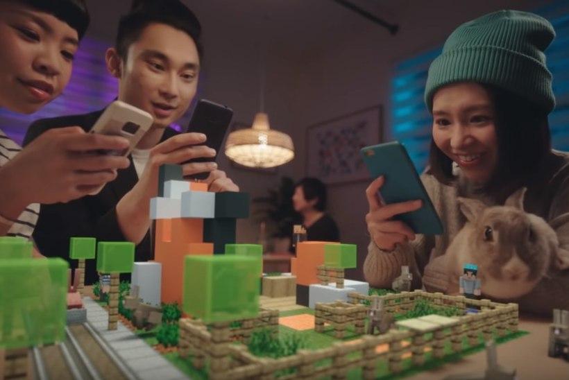 """KAUA VÕIB? Mobiilimäng """"Minecraft Earth"""" alustab oktoobris, ent seda vaid valitud riikides"""
