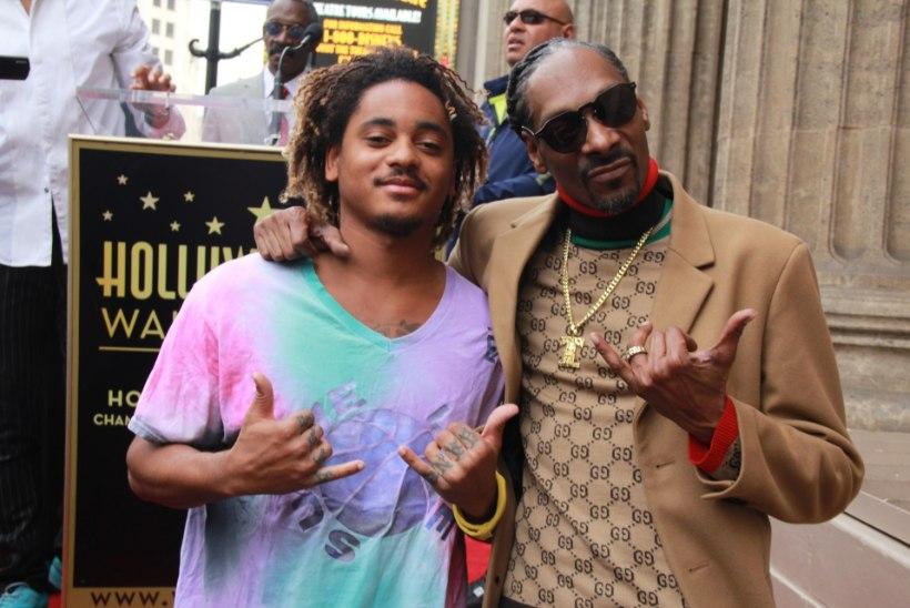 TRAAGIKA: Snoop Doggi pojapoeg elas vaid kümnepäevaseks