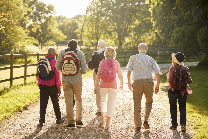 Kõndimine – kõige tõhusam treening!