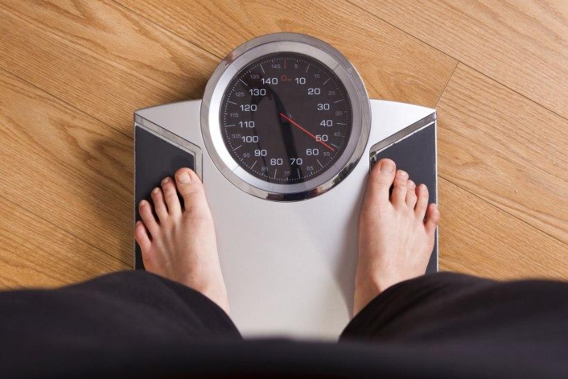 Üheksa jahmatavat põhjust, miks kaaluseier paigal püsib