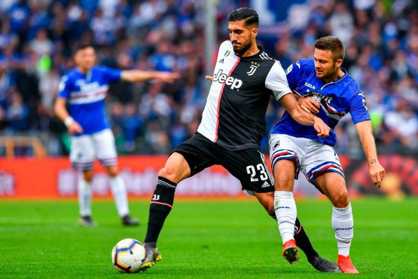Torino Juventus ajas Saksa koondislase vihaseks
