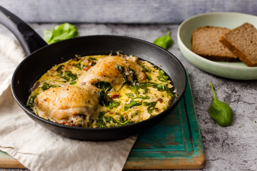 Üks kana, viis toidukorda: kui planeerida, saab ühest linnust tükk aega söönuks