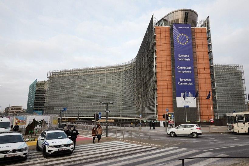 SÕNUM BRÜSSELIST: Euroopa Komisjon valmistub leppeta Brexitiks