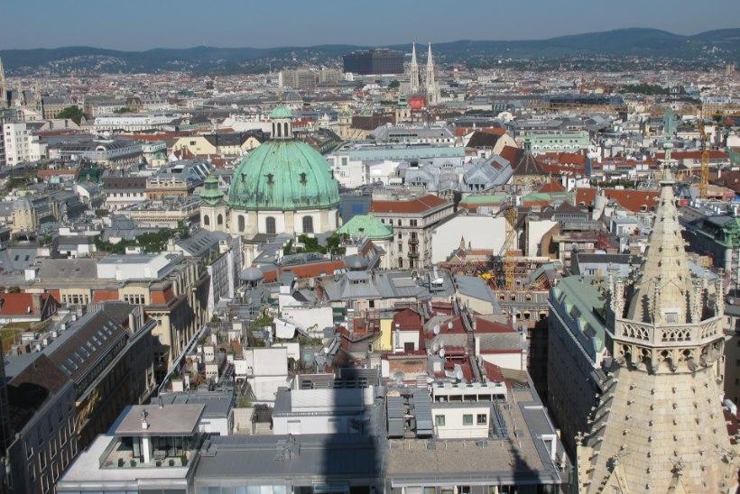UURING: maailma elamisväärseim linn on Viin